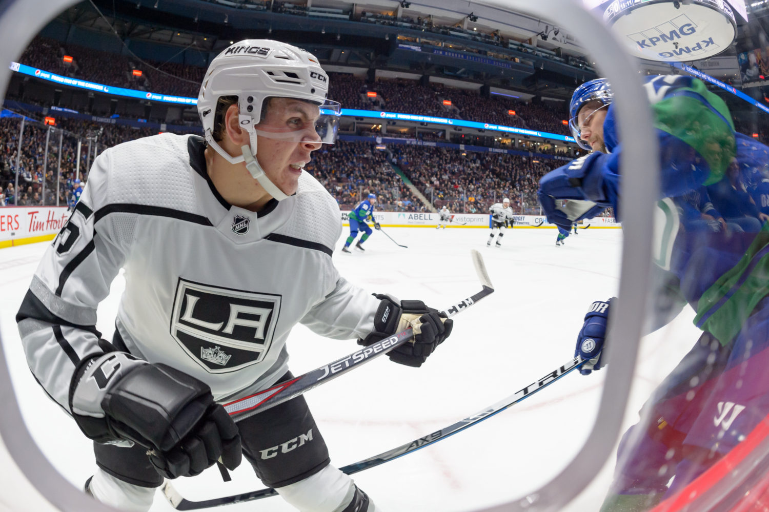 Lizotte to Ontario; prior to injury, his line was clicking - LA Kings Insider
