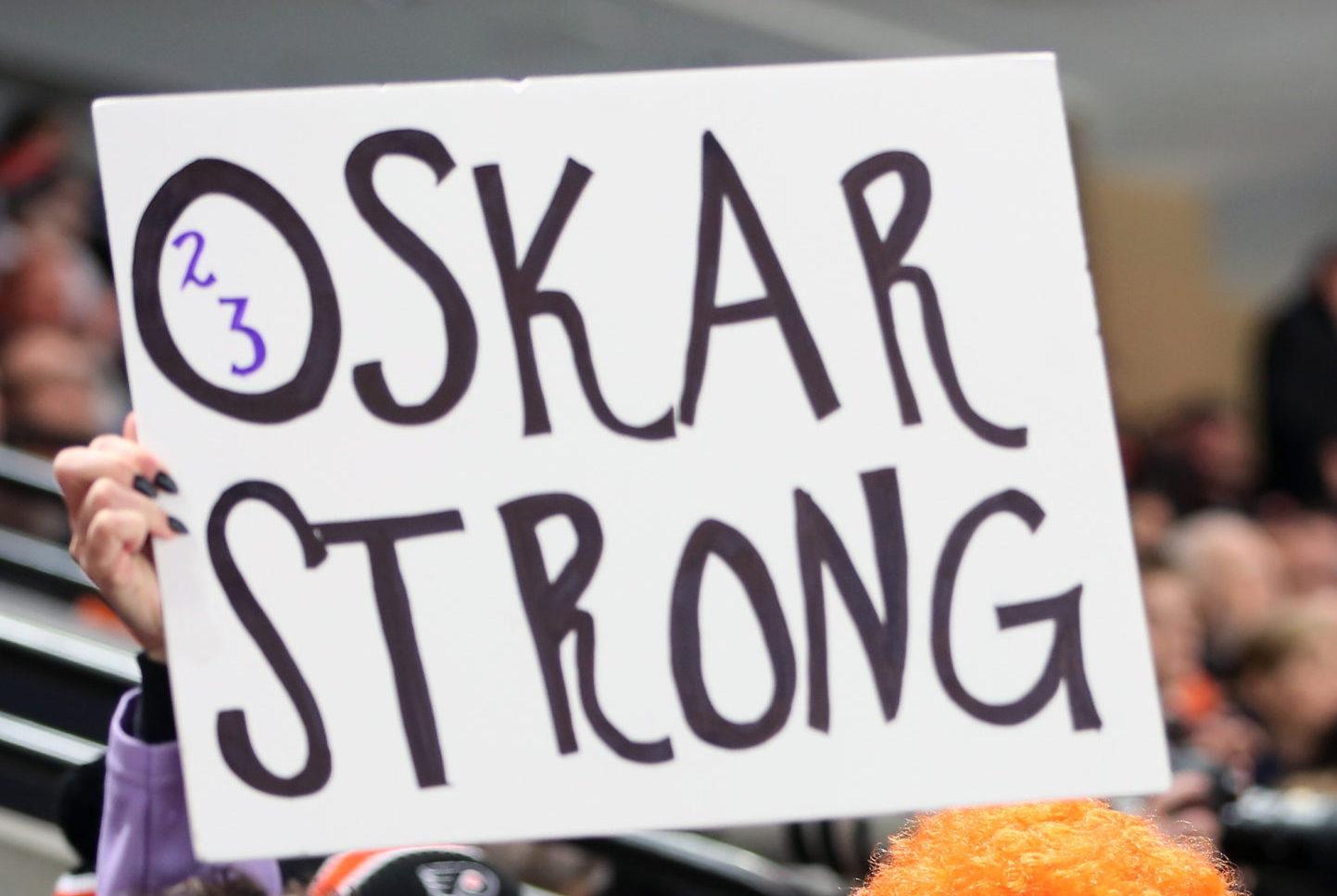 Kempe, LA Kings are Oskar Strong - LA Kings Insider