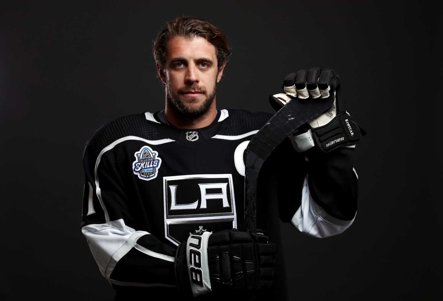 """Kopitar """"seeing a different team"""" in LA Kings; photos, quotes, video from skills competition - LA Kings Insider"""