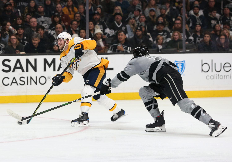 Grimaldi, Smith help Predators beat Kings 4-1 | State National Sports
