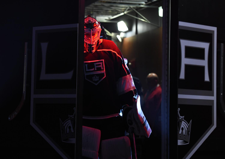 """Pre-game: McLellan talks Petersen, Frk, """"Tonka"""" Grundstrom - LA Kings Insider"""