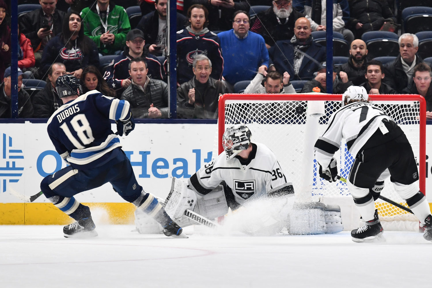 Kings are in more games; one-goal games remaining elusive - LA Kings Insider