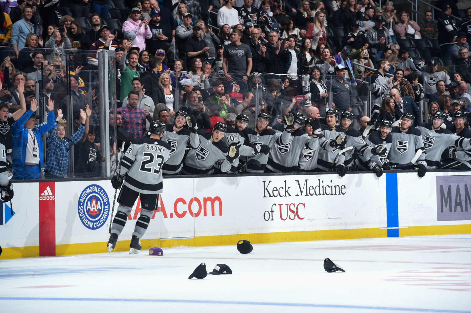Waking up with the Kings: March 8 - LA Kings Insider