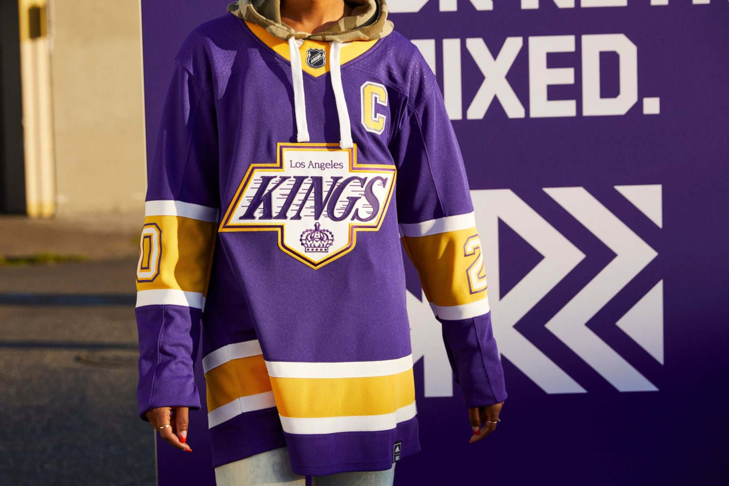 Kings unveil new