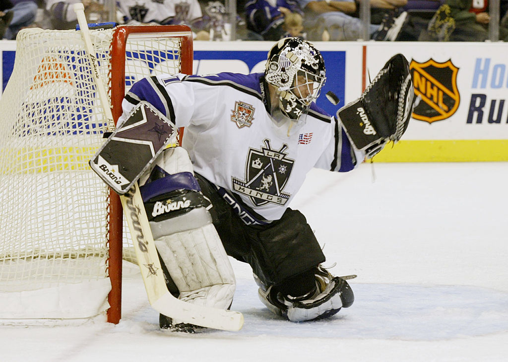 Q&A with Jamie Storr, in honor of AAPI Heritage Month - LA Kings Insider