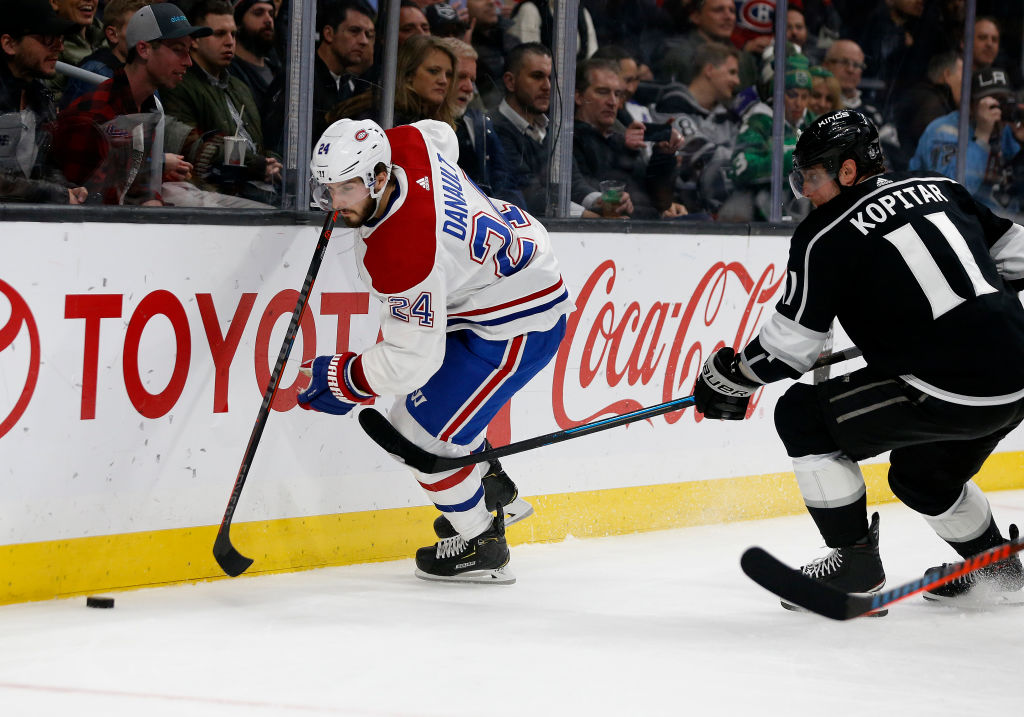 Already one of the NHL's leading two-way players, Phillip Danault ready to make his mark in LA - LA Kings Insider
