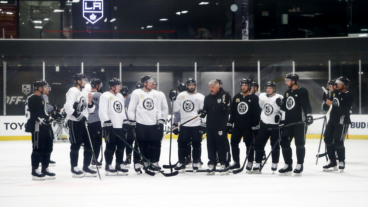 Day 1 Notes - Early Expectations, Summer Successes & New Guys + Lines, Notes & Updates - LA Kings Insider
