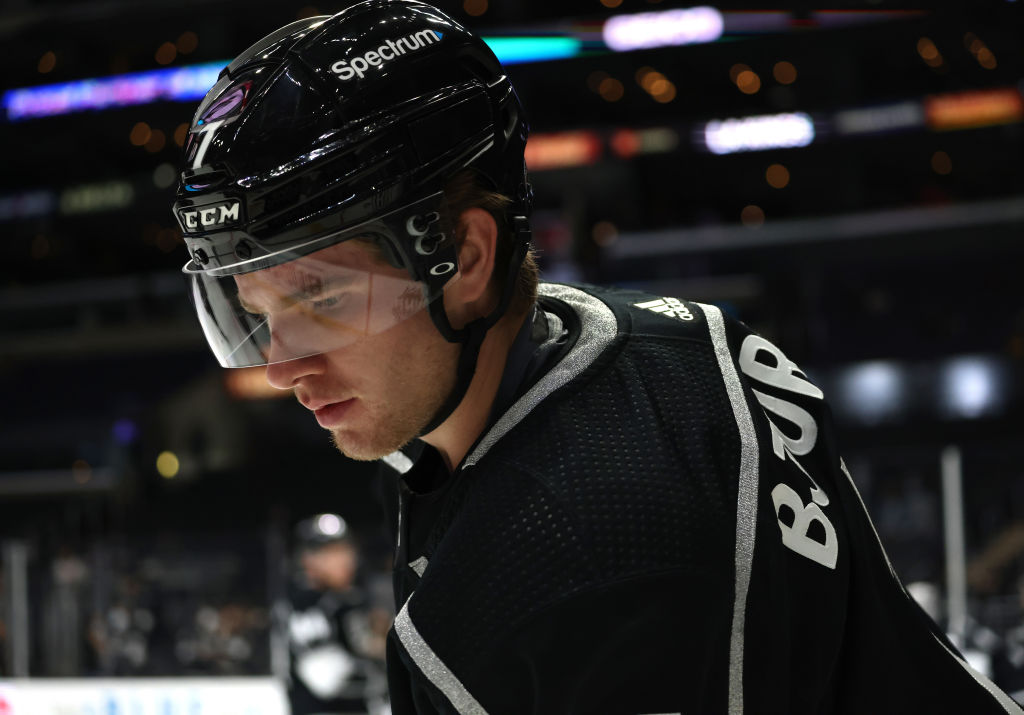 Practice 10/17 - The first road trip awaits! Notes on third line, injuries, bottom four D usage, Bjornfot - LA Kings Insider