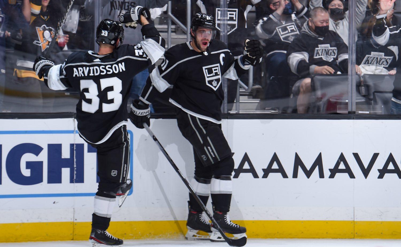 Anze Kopitar named NHL's First Star of the Week - LA Kings Insider